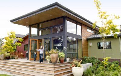 6 Benefits of Roof Overhangs